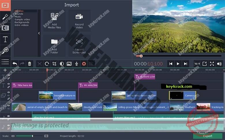 Movavi Video Editor Key